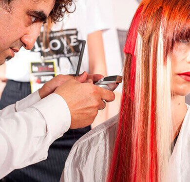 hairdressing school israel